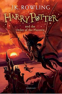 Papel Harry Potter And The Order Of The Phoenix (Hardback)