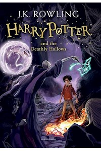 Papel Harry Potter And The Deathly Hallows (Hardback)