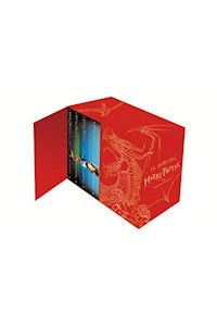 Papel Harry Potter Box Set (Hb)