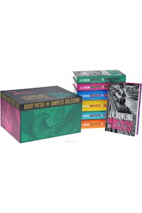 Papel Harry Potter Boxed Set : Adult Hardback Edition