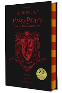 Papel Harry Potter 1 - And The Philosopher'S Stone - Gryffindor Editio