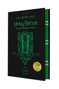 Papel Harry Potter 1 - And The Philosopher'S Stone - Slytherin Edition