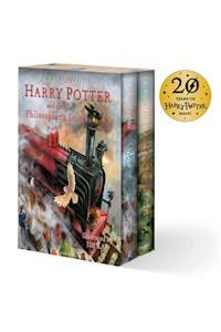 Papel Harry Potter Illustrated Box Set