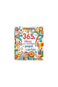 Papel 365 Ideas Para Manualidades Con Papel Y Carton