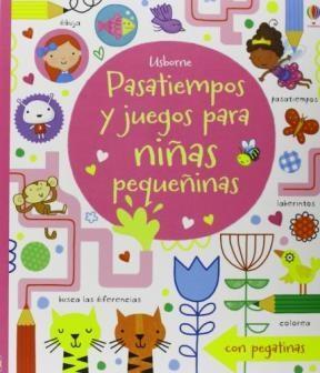 Papel Pasatiempos Y Juegos Para Niñas Pequeñinas
