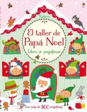 Papel El Taller De Papa Noel