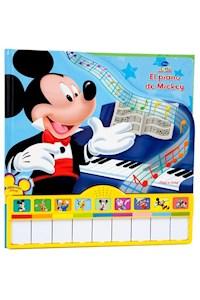 Papel Piano De Mickey Mouse, El - La Casa De Mickey Mous