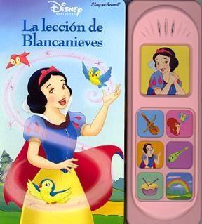 Papel Leccion De Blancanieves, La Play A Sound