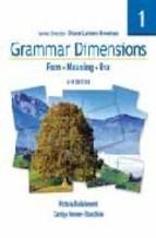 Papel Grammar Dimensions 1