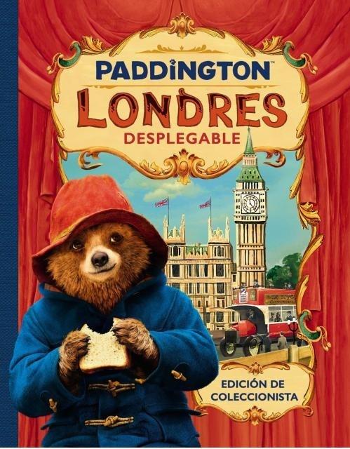 Papel PADDINGTON LONDRES DESPLEGABLE
