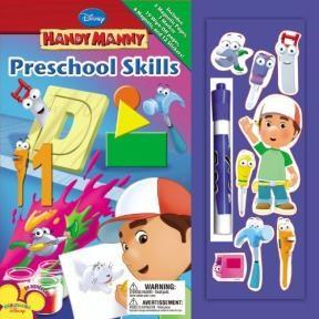 Papel Handy Manny Preschool Skills