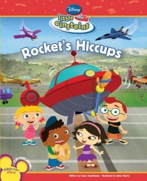 Papel Rocket'S Hiccups Little Einsteins