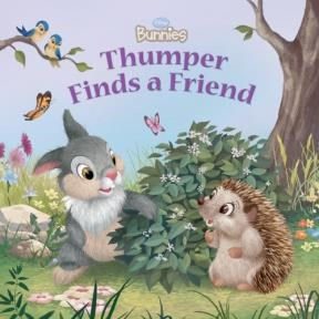 Papel Thumper Finds A Friend