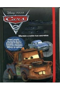 Papel Cars 2 - Misiones Ultra Secretas