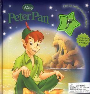 Papel Disney - Peter Pan - Con Colgante