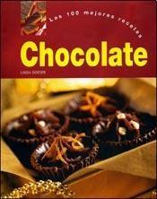 Papel 100 MEJORES RECETAS DE CHOCOLATE  (RUSTICA)