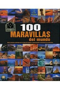 Papel Set De 100 Maravillas Del Mundo - Libro Mas Dvd