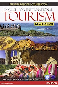 Papel English For Int.Tourism Pre-Int.N/Ed.- S