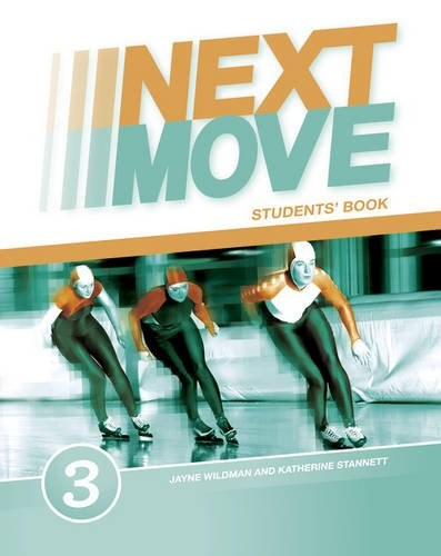 Papel Next Move 3 Student'S Book With My English Lab
