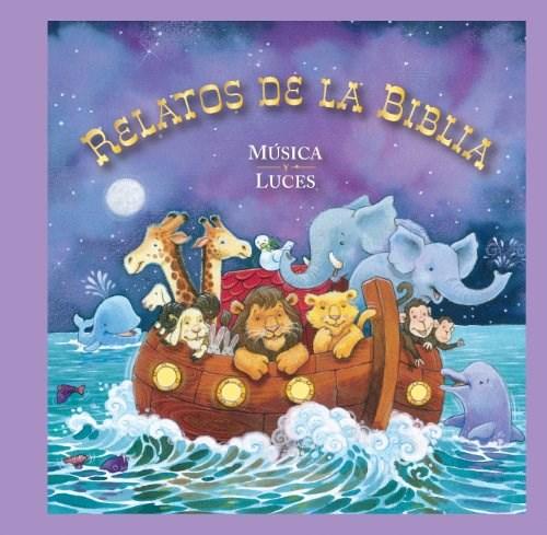 Papel Relatos De La Biblia Tesoro Con Musica Y Luces