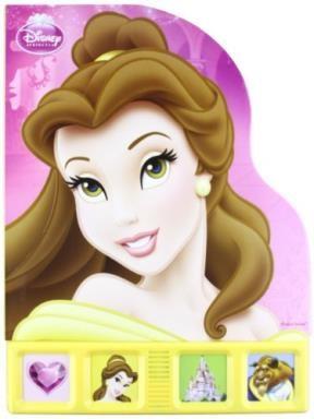 Papel Disney Princesa Libro Gigante