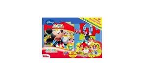 Papel Disney Mickey Puzzle Gigante