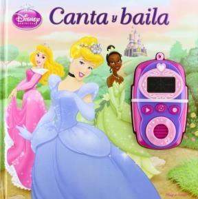 Papel Canta Y Baila Disney Princesas