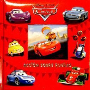 Papel Disney Cars Accion Sobre Ruedas Tesoro