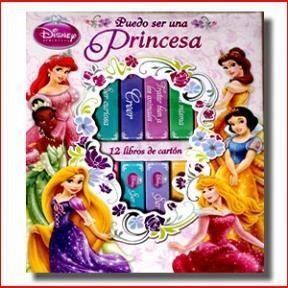 Papel Mi Primera Biblioteca Princesas Puedo Ser Una