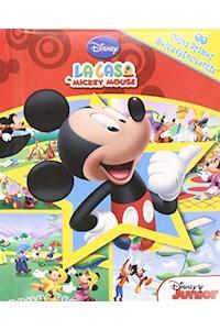Papel Disney Pixar Mini Busca 4 Libros