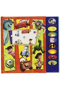 Papel Disney Y Pixar Caja De 3 Libros Para Leer, Buscar Y Escuchar