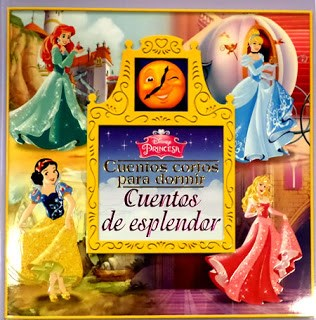 Papel Disney Princesas Cuentos Cortos Esplendor