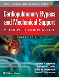 Papel Cardiopulmonary Bypass And Mechanical Support: Principles And Practice