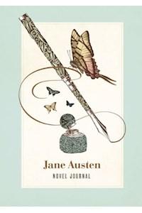 Papel Austen Jane Novel Journal
