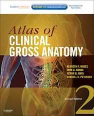 E-book Atlas Of Clinical Gross Anatomy E-Book