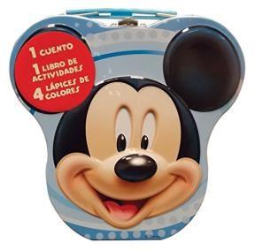Papel Disney Mickey Mouse - Cajita De Lata