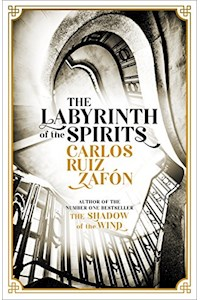 Papel Labyrinth Of The Spirits,The - W&N  **September 2018**
