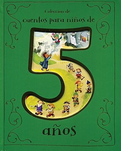 Libro Coleccion De Cuentos Para Niños De 5 Años