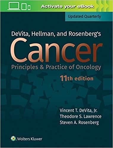 Papel+Digital DeVita, Hellman, and Rosenbergs Cancer Ed.11