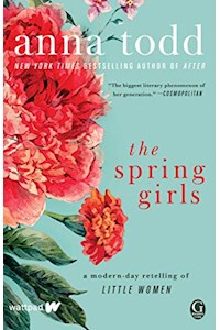 Papel Spring Girls,The - Gallery Books