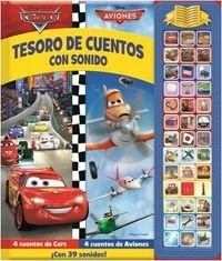 Papel Disney Tesoro De Ctos. Con Sonido Cars