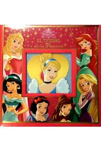 Papel Tesoro De Las Virtudes Princesas