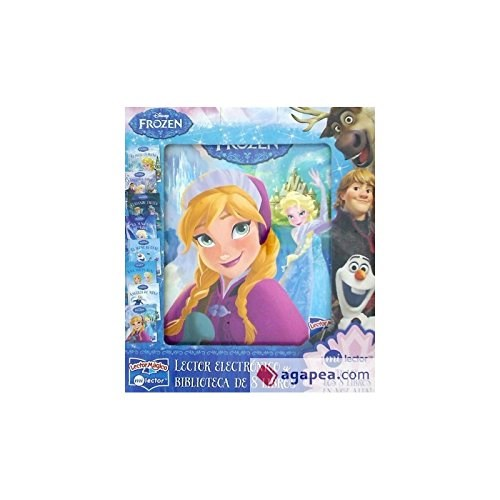 Papel Disney Me Reader Frozen Lector