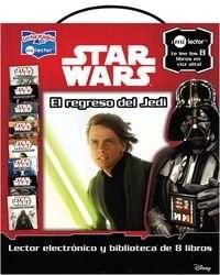 Papel Star Wars Me Reader 8 Libros Regreso Jedi