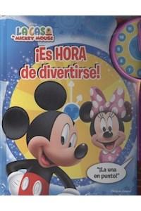 Papel Disney Mickey Es Hora De Divertirse !!!!