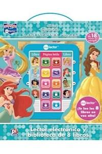 Papel Disney Me Reader Princesas Sueña En Grande