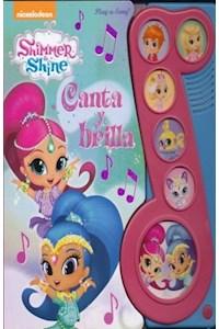 Papel Shimmer Shine Canta Y Brilla