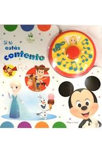 Papel Disney Baby Si Tu Estas Contento Hay Que Celebrar