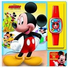 Papel Disney Mickey - Un Dia De Mousekejercicios