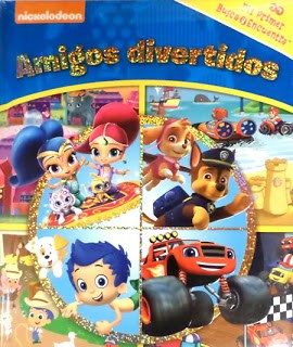 Papel Amigos Divertidos